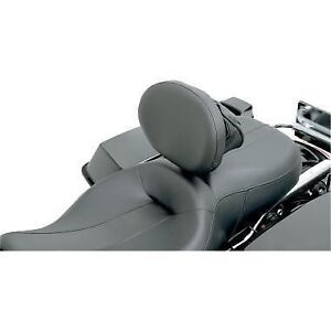 Tall Replacement Driver Backrest For Drag Specialties Touring Seat 0822-0167