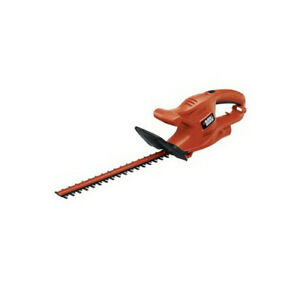 Black & Decker 3 Amp 16 in. Dual Action Electric Hedge Trimmer TR116 New
