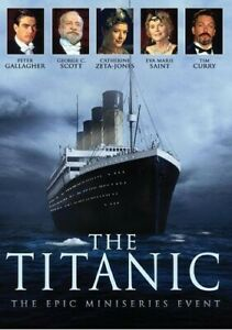 The Titanic New DVD