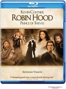 Robin Hood: Prince of Thieves New Blu ray Ac 3 Dolby Digital Dolby Dubbed $9.87
