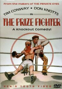 The Prize Fighter New DVD Widescreen