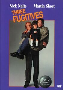 Three Fugitives New DVD