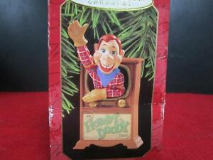1997 Howdy Doody 50th Anniversary Edition Hallmark Keepsake Ornament in box