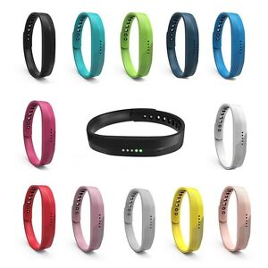 Replacement Silicone Rubber Band Strap Wristband Bracelet For Fitbit Flex 2