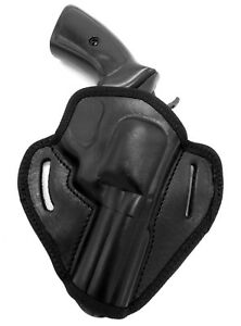 CEBECI Right Hand Leather OWB Belt Holster for TAURUS TRACKER 44 REVOLVER 4quot; $32.40
