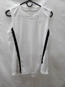 Boys Nike Performance dri-fit sleeveless shirt Size Large (12-14) 100% Polyester