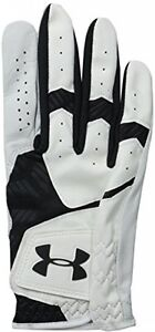 Under Armour Men's CoolSwitch Golf Glove White (100) Right MediumLarge