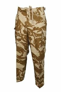 British Army Desert DPM Windproof Pants ( Choice of Size ) Military Surplus