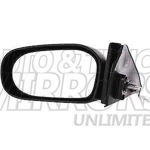 91-94 Toyota Tercel Driver Side Mirror Replacement - Manual Remote