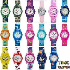 Timex Time Teacher Children Kids Youth Watch Peanuts Snoopy summer watches