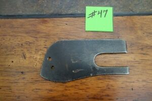 Winchester 1873 3rd Model 73 Right Side Plate Nice Shape No Reserve!