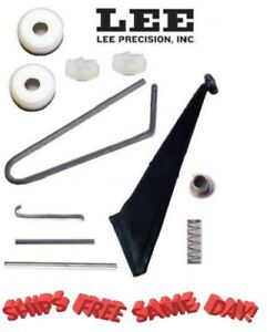 Lee Precision  10 Piece Replacement Parts Kit for LEE's Pro 1000 Presses  New!