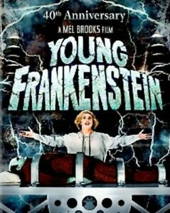 Young Frankenstein New Blu ray Anniversary Ed Digital Theater Syste $9.24