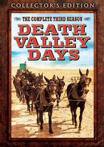 Death Valley Days: The Complete Third Season New DVD Full Frame $13.57