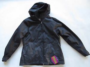 NWT Under Armour Cold Gear Loose Black Rain waterproof Storm insulated Jacket XL