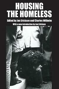 Housing the Homeless by Jon Erickson (English) Paperback Book Free Shipping!