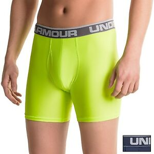 NEW 2 PK. MEN'S UNDER ARMOUR HEATGEAR ORIGINAL BOXERJOCK BOXER BRIEFS. MLXL