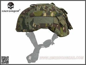 Emerson Gear Helmet Cover For MICH 2001 (Multicam Tropic) EM9225TP01