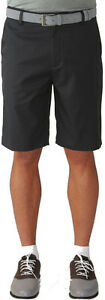 Ashworth Synthetic Stretch Shorts Black 34