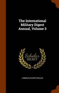 The International Military Digest Annual, Volume 3 (English) Hardcover Book Free