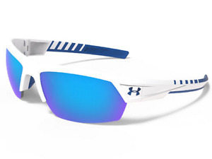 UNDER ARMOUR IGNITER 2.0 SUNGLASSES - RED THEME & BLUE THEME (PICK YOUR CHOICE)