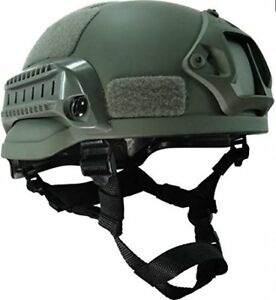 Grey MICH2002 Low Price Action Version Helmet for Airsoft Paintball CS Game Helm