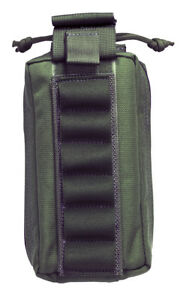 Elite Survival Systems MOLLE Quick-Deploy Shotshell Pouch - Holds 18 : ME216-O
