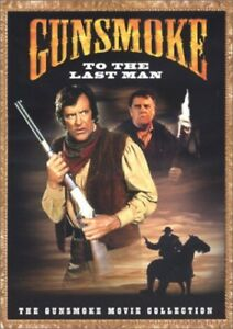 Gunsmoke: To the Last Man New DVD