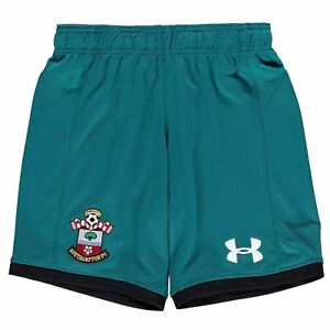 Under Armour Kids Southampton Away Shorts 2017 2018 Junior Football Short Pants