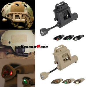 Outdoor Tactical MPLS Helmet Light Night Evolution Charge Illumination Tool
