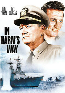 In Harm#x27;s Way New DVD Ac 3 Dolby Digital Dolby Widescreen $7.03