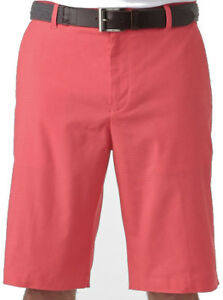 Ashworth Mini Check Short Pink Jasper 34