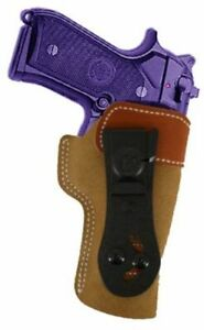 DeSantis Sof-Tuck Holster - Right Natural - Beretta and S&W 106NA86Z0