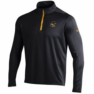 Appalachian State Mountaineers Under Armour Golf Loose 14 Zip LS Pullover