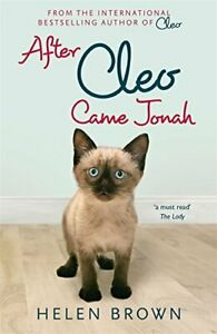 After Cleo Came Jonah by Brown Helen 144473671X The Fast Free Shipping