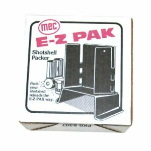 Mec E-Z Pak Shotshell Packer 20 Gauge Reloading Press and Press : 15CA20