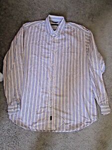 ZEGNA SPORT  BUTTON CUFF DRESS T SHIRT FOR MEN SIZE XXL