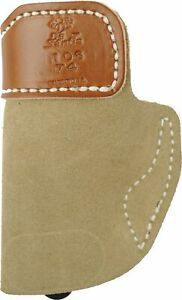 DeSantis Sof-Tuck Holster - Right Natural - Walther 106NA74Z0