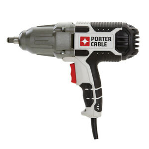 Porter Cable pc.E211 7.5 Amp 1 2 in. Impact Wrench New