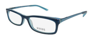 NEW VERSUS 8047 POPULAR DESIGN SIGNATURE EMBLEM EYEGLASS FRAMEGLASSESEYEWEAR