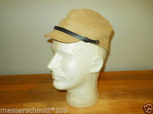WW2 Imperial Japanese Army EM  NCO Tropical Summer Field Side Cap - MINT!