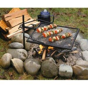 Adjust-A-Grill 13570 The Perfect Outdoor Cooking System