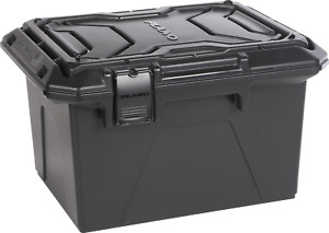 Plano Molding Tactical Series Ammo Crate Black 1071600 Ammo Box