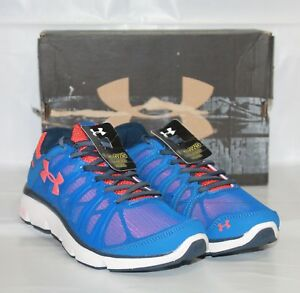 New Boys Youth Under Armour BGS Micro G Pulse II Size 6.0 - 1246706-406
