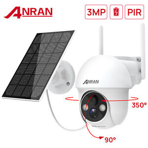 Security Camera System Wireless Home 1080P HD 4CH WIFI NVR CCTV Outdoor 2.0MP IR