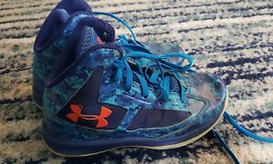 Under Armour Boys Sneakers Tennis Shoes Size 1 Y