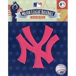 New York Yankees Mothers Day Pink Sleeve Jersey Patch