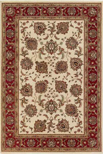 2x10 Runner Sphinx Ivory Oriental 117J3 Area Rug New - Approx 2' 7'' x 9' 4''
