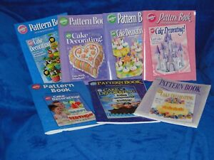 NEW WILTON YEARBOOK OF CAKE DECORATING PATTERN BOOK YOU PICK
