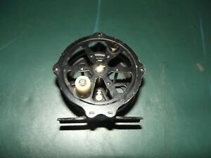 Vintage Skeleton Fly Fishing Reel by J.C. Higgins